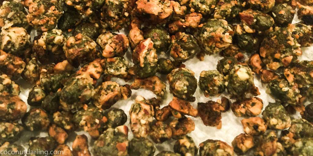 gluten free crunchy capers